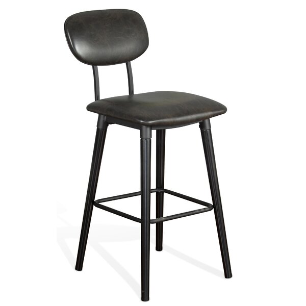 Driver 30 Bar Stool by Ebern Designs