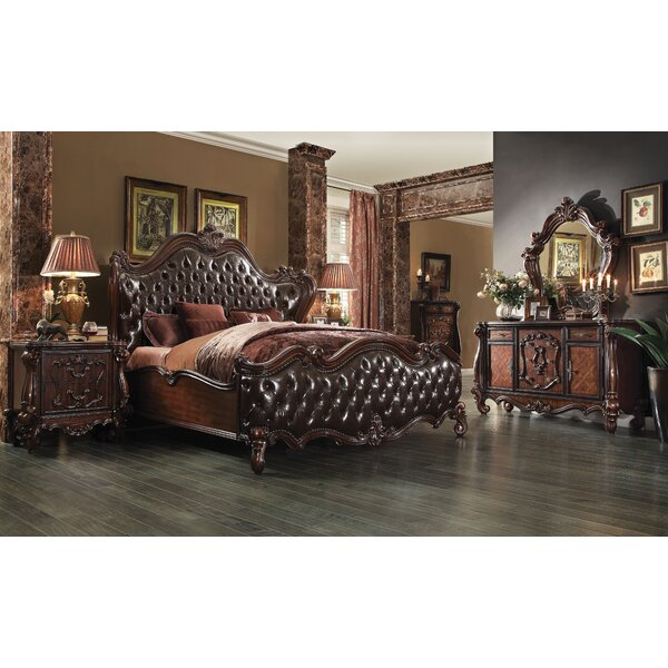 Welton Traditional Panel Configurable Bedroom Set by Astoria Grand