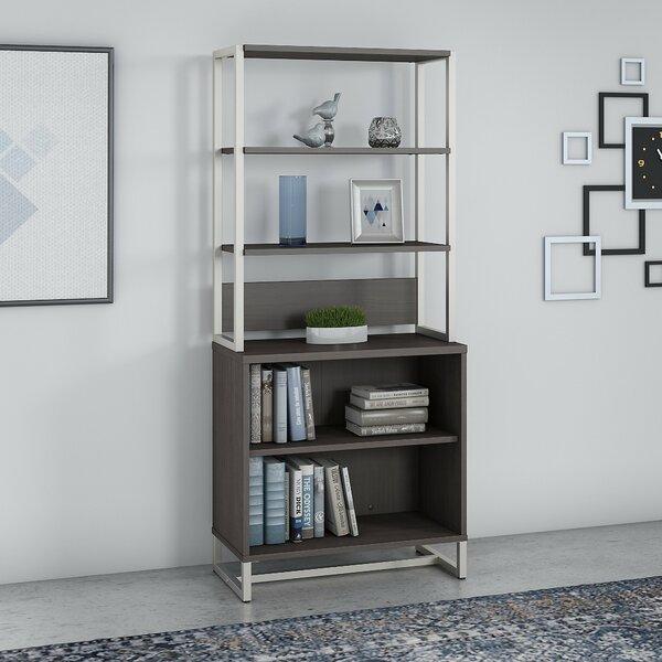 Detmold Standard Bookcase By Ebern Designs
