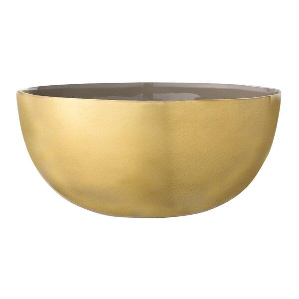 Stapleford Round Enameled Aluminum Salad Bowl by Mercer41