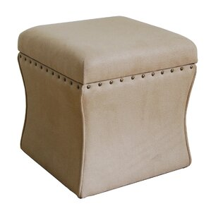 Eversole Upholstered Storage Cube Ottoman  sc 1 st  Wayfair & Cube Ottomans u0026 Poufs Youu0027ll Love | Wayfair islam-shia.org
