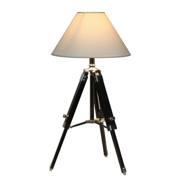23.6 Tripod Table Lamp by 100 Essentials