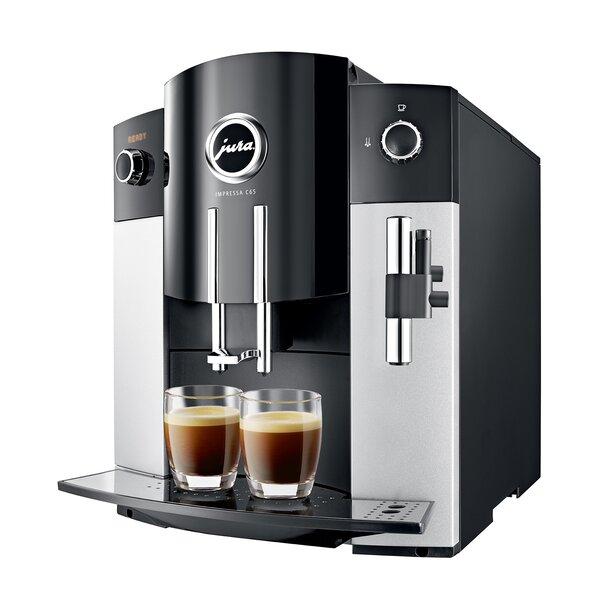 Impressa C65 Automatic Coffee/Espresso Maker by Jura