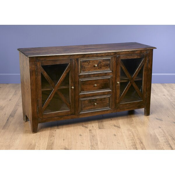 Cesar 3 Drawer Accent Cabinet by Darby Home Co Darby Home Co