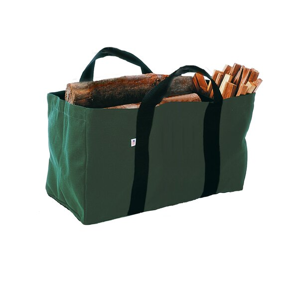 Handcrafted Bag Only Log Carrier by Enclume