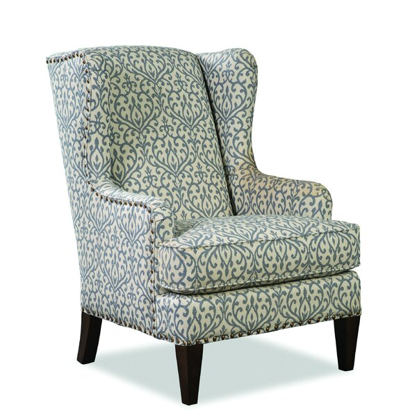 Montford Wingback Chair By Paula Deen Home
