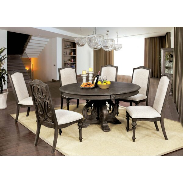 Ghislaine 7 Piece Dining Set by Rosalind Wheeler Rosalind Wheeler