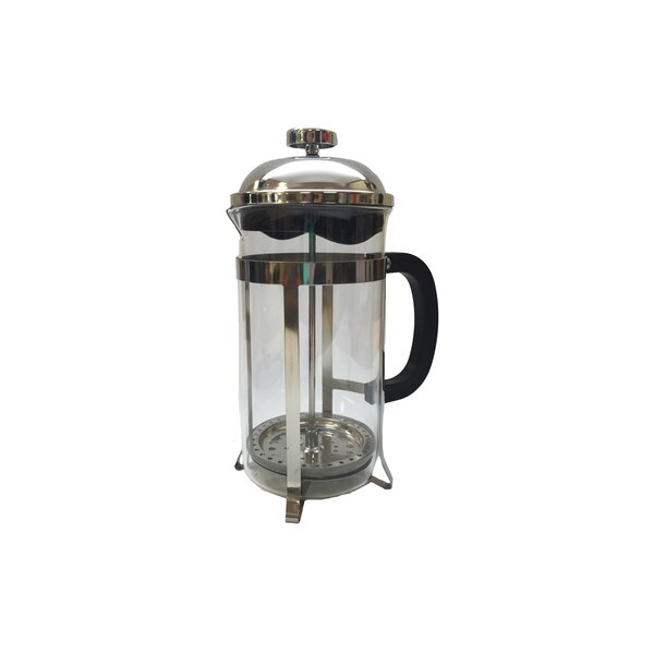 8 Cup French Press Coffee Maker by Crucial
