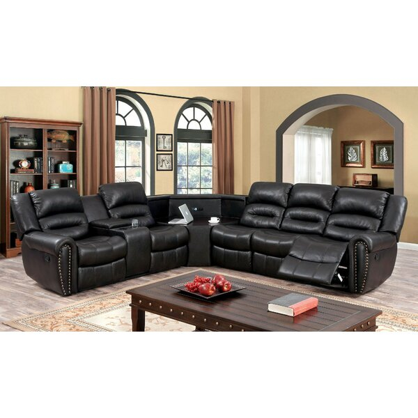 Holston Reclining Sectional by Red Barrel Studio