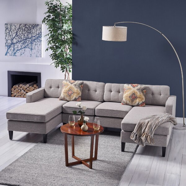 Isobel Sectional by Ebern Designs