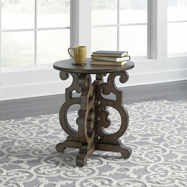 Gandy End Table by Astoria Grand Astoria Grand