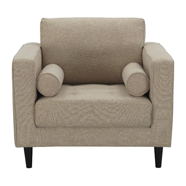 Harworth Armchair by Corrigan Studio