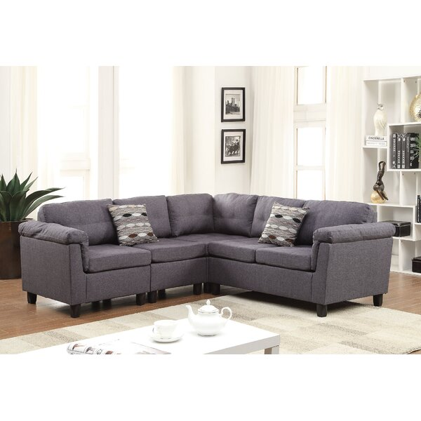 Kathy Sectional by A&J Homes Studio