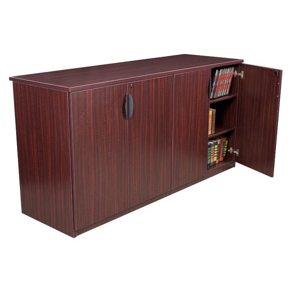 Linh 4 Door Credenza by Latitude Run