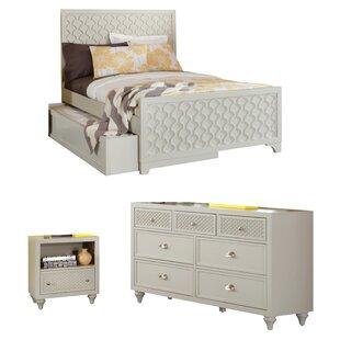 Amanda Panel Configurable Bedroom Set