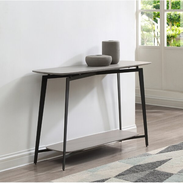 Patio Furniture Driggers Console Table