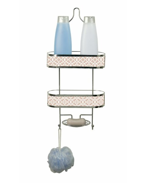 Coral Cascade Shower Caddy by Waverly