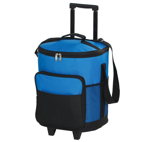 30 Can Dash Rolling Picnic Cooler by Picnic Plus