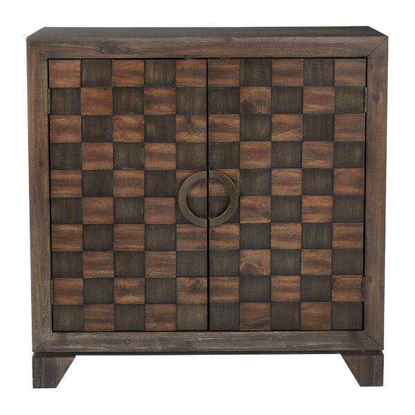 Bushland Storage Unit 2 Door Accent Cabinet by World Menagerie World Menagerie