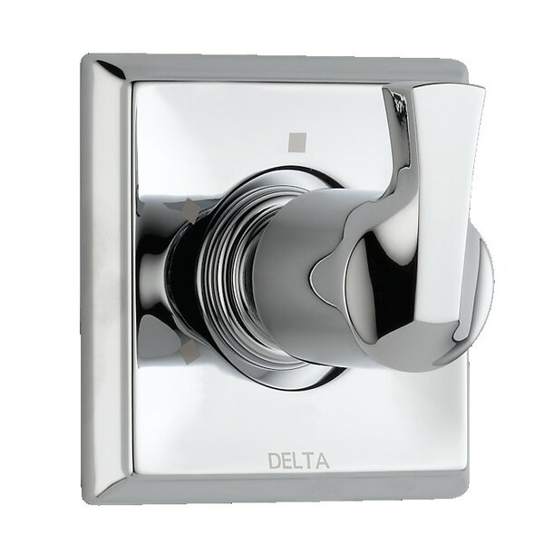 Dryden Diverter Faucet Trim with Lever Handles by Delta