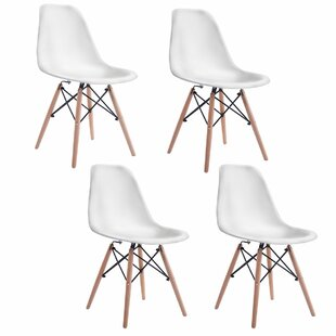Rosita Mid Century Dining Chair (Set of 4)
