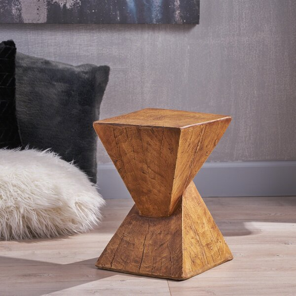 Hurd End Table By Wrought Studio