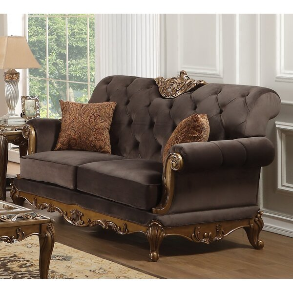 Luca Loveseat by Astoria Grand