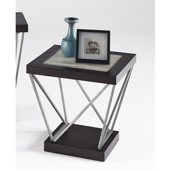 Carrington End Table by Latitude Run