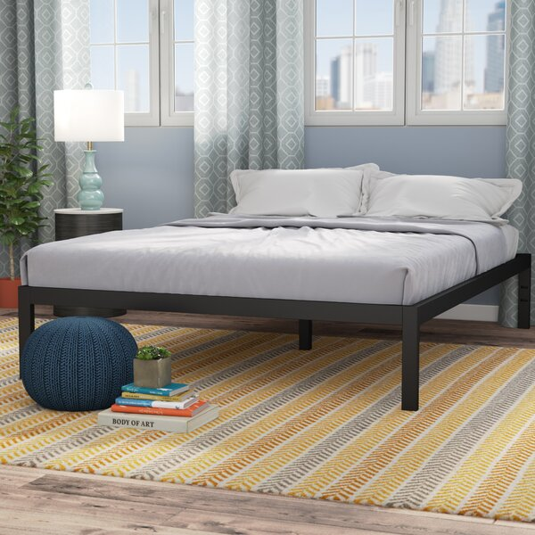 #2 Avey Bed Frame By Mercury Row Coupon