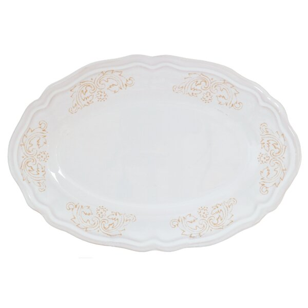Finchley Oval Platter (Set of 2) by Astoria Grand