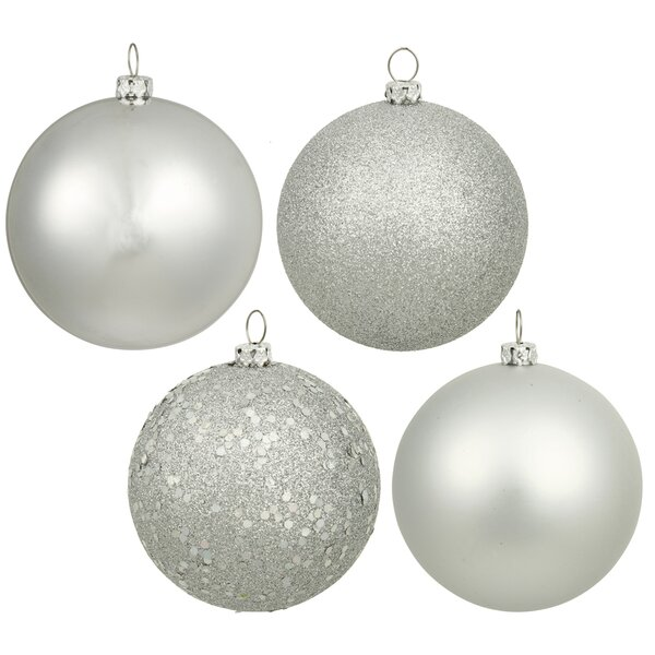 Assorted Christmas Ornament (Set of 24) by The Holiday Aisle