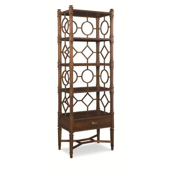 Biltmore Quintessence Etagere Bookcase By Fine Furniture Design