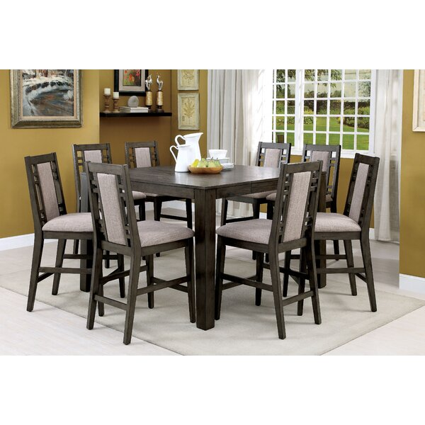 Jennings Stewart 9 Piece Extendable Dining Set by Darby Home Co