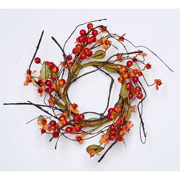 Fall Berry 4.5 Wreath by August Grove