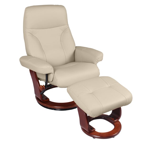 Monroe Street Swivel Recliner By Red Barrel Studio