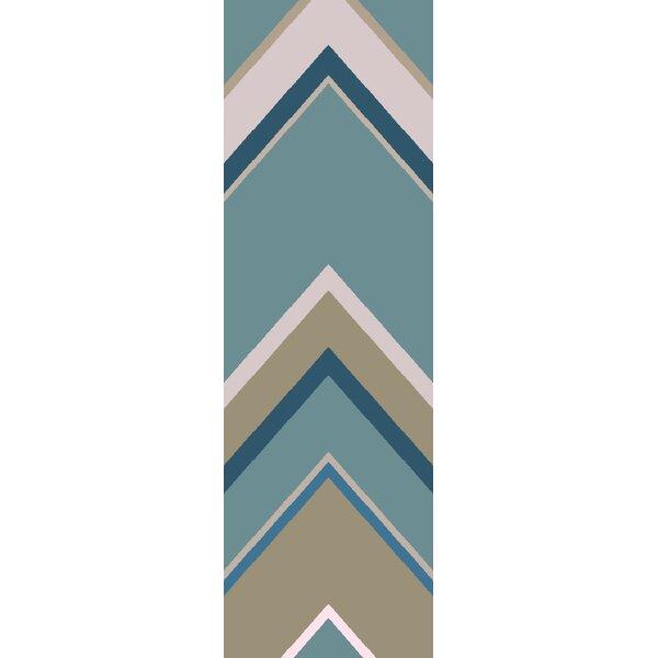 Modern Classics Geometric Handmade Tufted Sate Area Rug
