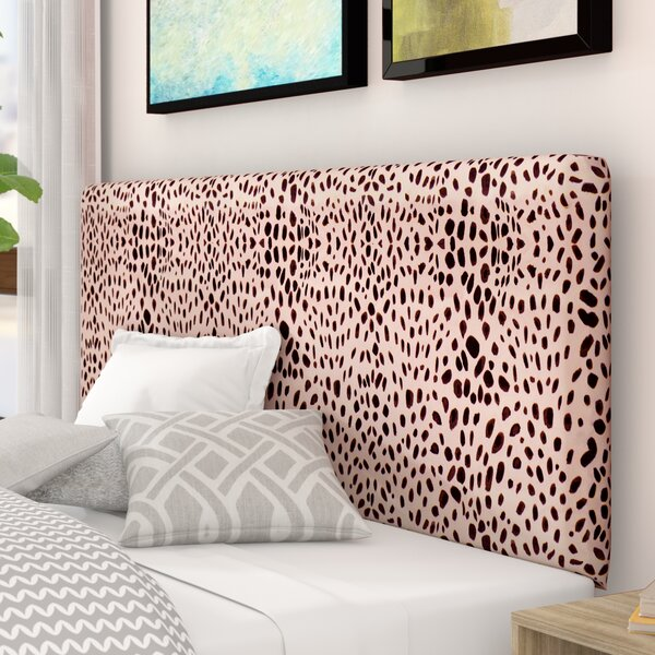 Mirren Linen Upholstered Panel Headboard by Ivy Bronx