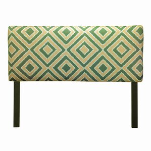 Ali Nouveau Upholstered Panel Headboard by Sole Designs