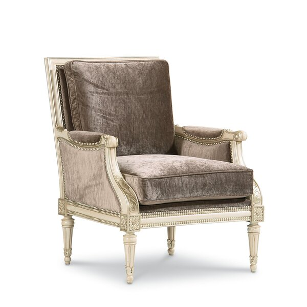 Bergere Armchair by Caracole White Label
