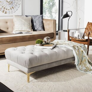 Affordable Kingsdown Tufted Upholstered Bench by Everly Quinn