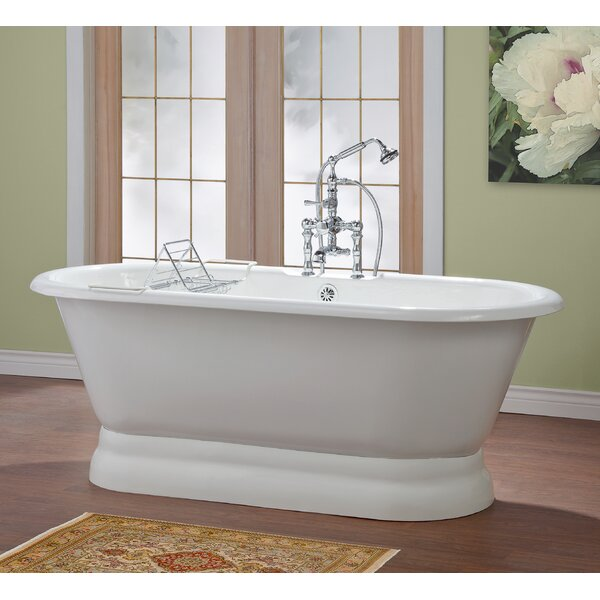Carlton 70 x 32 Soaking Bathtub with 7 Drilling by Cheviot Products