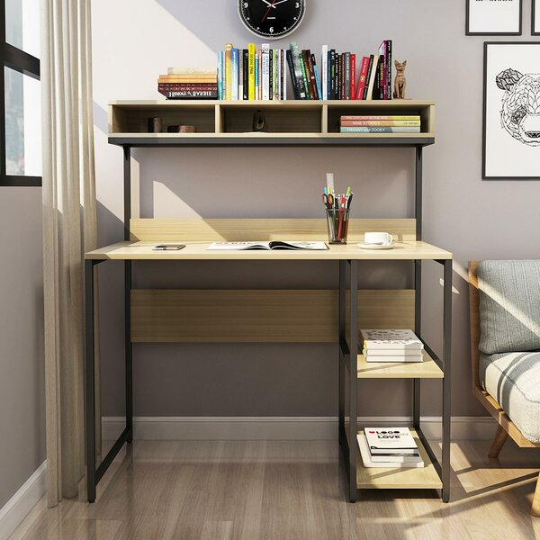 Alleyton Desk with Hutch