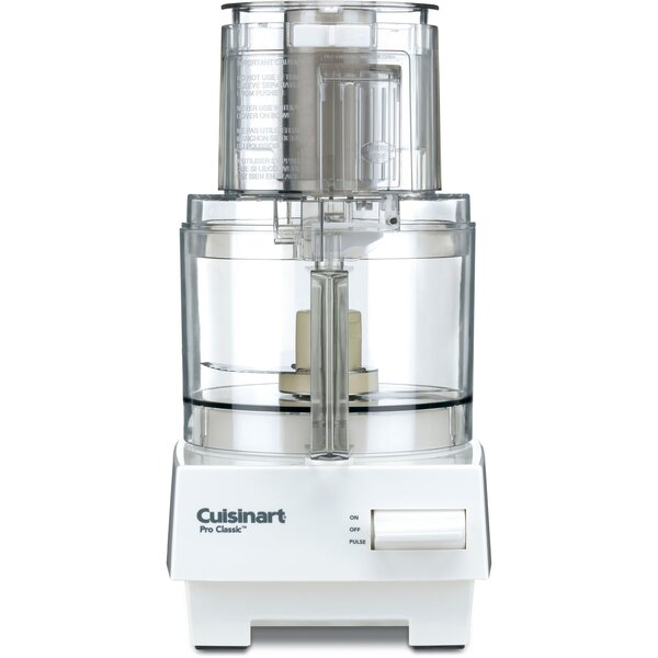 Pro Classic Food Processor By Cuisinart.