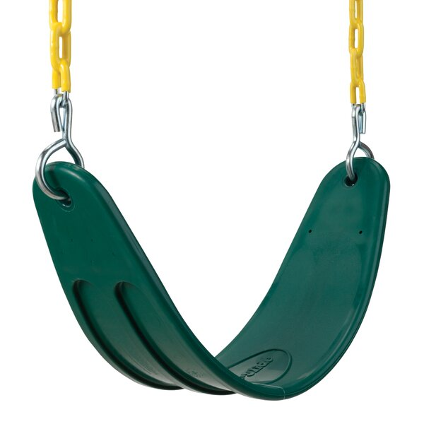 Extra Duty Swing Seat with Chains by Swing-n-Slide