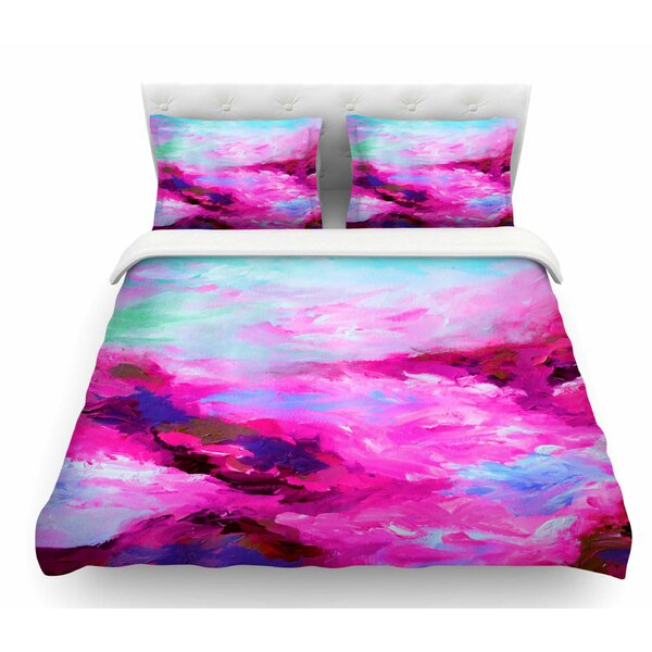 Taken by the Undertow by Ebi Emporium Featherweight Duvet Cover by East Urban Home