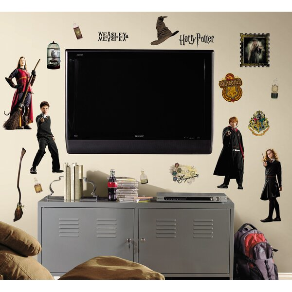 Harry Potter Wall Decal by Room Mates