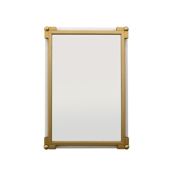 Jadiel Wall Accent Mirror by Mercer41