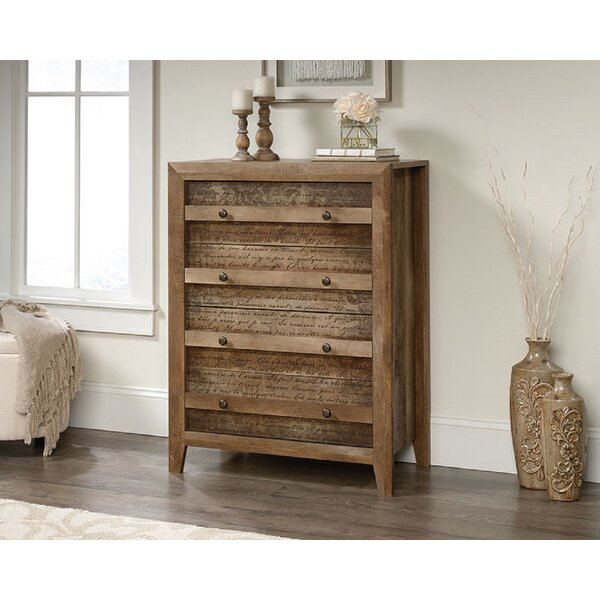 Camdenton 4 Drawer Standard Chest by Foundry Select