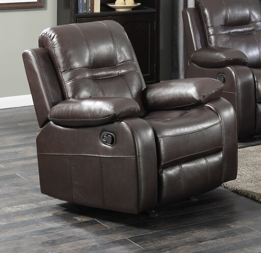 Napolean Manual Glider Recliner by Brassex