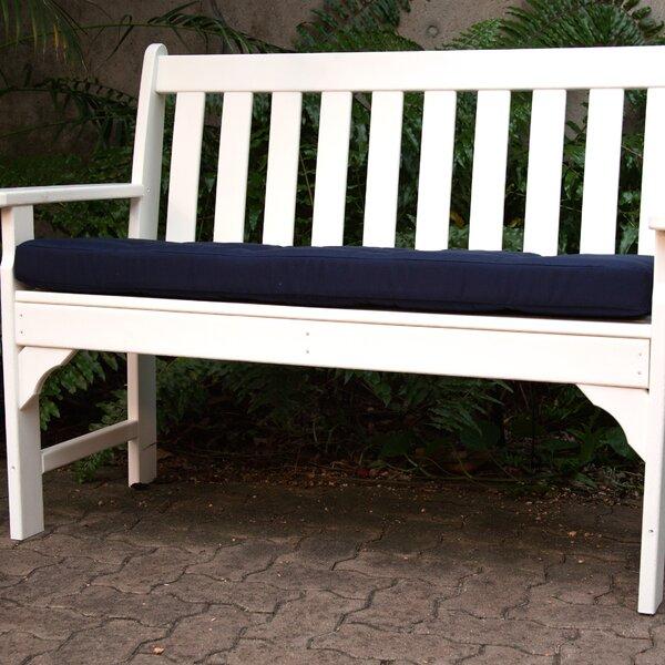 Luxe™ Indoor/Outdoor Sunbrella Bench Cushion by Ateeva